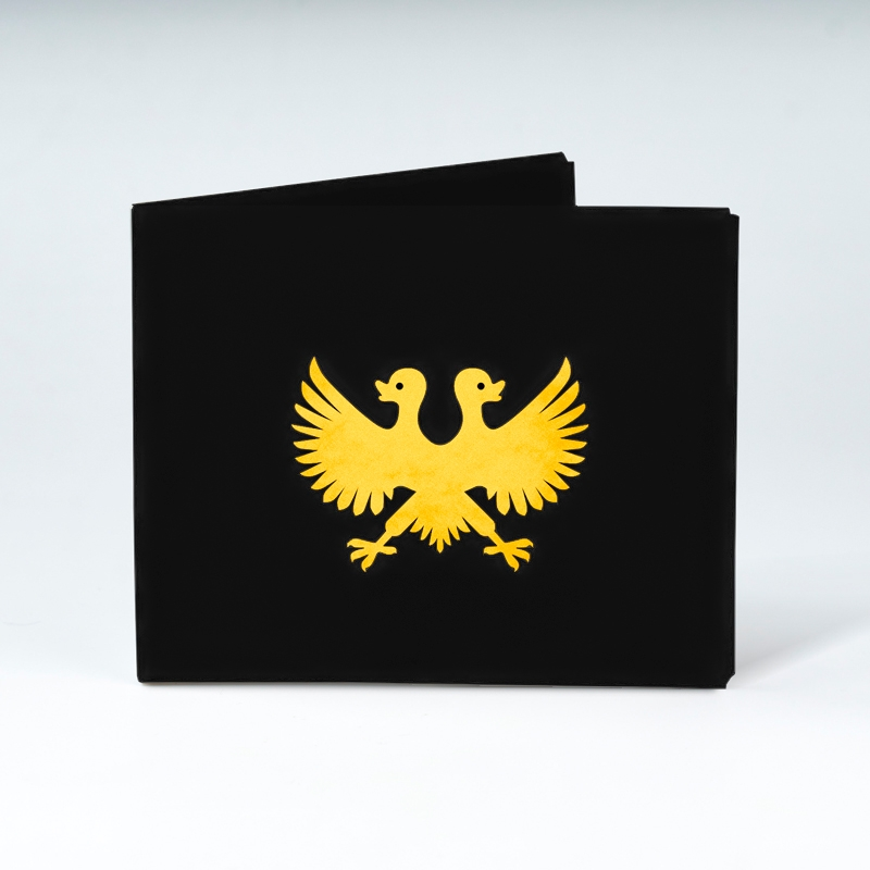 кошелек new wallet - NEW GERB; сделан из tyvek®