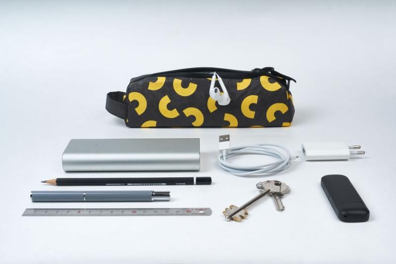 Пенал NEW WALLET - New Horns; сделан из Tyvek®