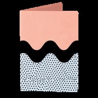 Обложка на паспорт NEW WALLET - New Sweetdream; сделан из Tyvek®