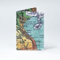 Обложка на паспорт NEW WALLET - New Voyager; сделан из Tyvek®