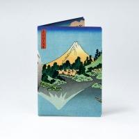 Обложка на паспорт NEW WALLET - New Fuji; сделан из Tyvek®