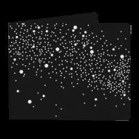 Кошелек NEW WALLET - New Space; сделан из Tyvek®
