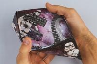 Кошелек NEW WALLET - New Star Wars; сделан из Tyvek®